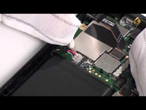 Nokia Lumia 800 - как разобрать телефон и из чего он состоит