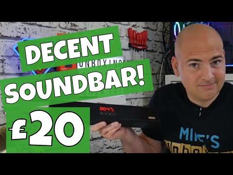 , title : 'Multi Function Budget Bluetooth Soundbar With FM Radio Blitzwolf BW SDB0'
