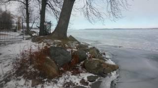 Ice Watch March 3 Cook's Bay
