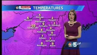 Video: Winter Storm Warning for Tuesday, Wednesday 03/13/17