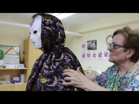 Proyecto Hacemos Memoria · Cómo hacer un disfraz de carnaval caspolino