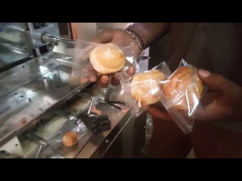 BUN & BAKERY ITEM PACKING MCHINE