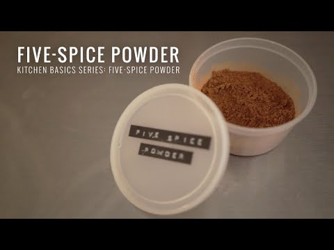 Five Spices Powder