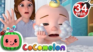 Yes Yes Bedtime Song | +More Nursery Rhymes & Kids Songs   CoCoMelon