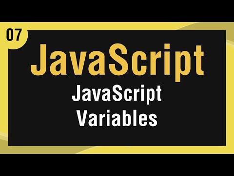 تعلم لغة JavaScript القائمة #1 الفديو #7
