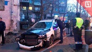 Выживший в страшной аварии во Владивостоке