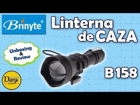 Linterna de Caza, Brinyte B158