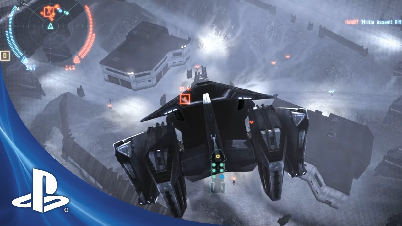 DUST 514 Dev Diary: A Closer Look at the Free-to-Play FPS' Vehicles