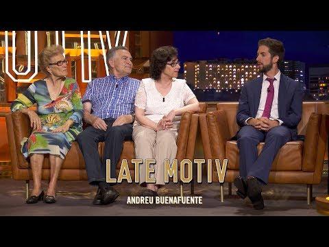 LATE MOTIV - David broncano. Haciendo experimentos con los yayos   #LateMotiv243
