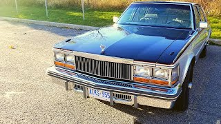 Grandma's 1979 Cadillac Seville Is A Pimp Mobile!