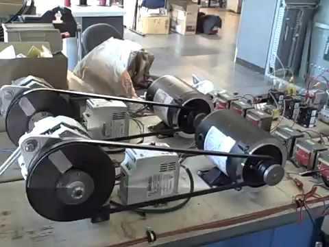 IGSPL - Synchronizing AC generators