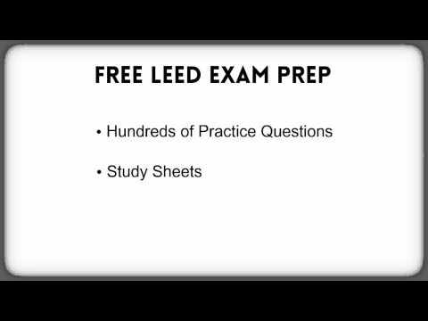 Free LEED GA Practice Exam - YouTube