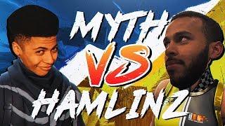 Myth vs Hamlinz - Pro Playgrounds (TSM 1v1 BUILD BATTLES!)
