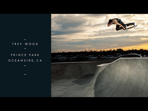 In Transition - Trey Wood