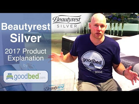Beautyrest SILVER Mattress Options EXPLAINED by GoodBed (VIDEO)