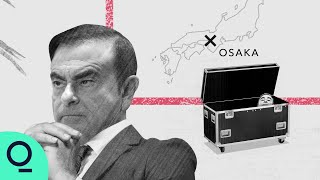 Inside Carlos Ghosn's Unbelievable, Daring Escape