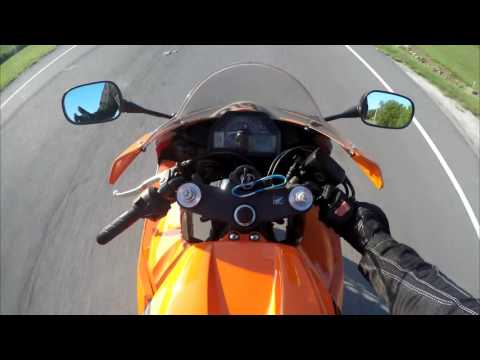2003 CBR 600RR Review