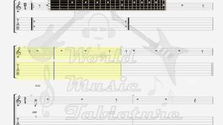 Dismember   Skinfather GUITAR 2 TAB