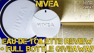 NIVEA Eau De Toilette Review | NIVEA Eau De Toilette Fragrance Review