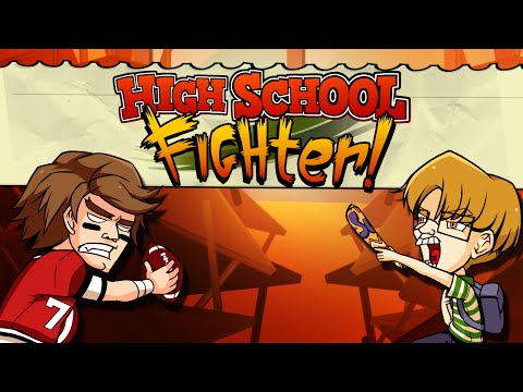 Video of High School Fighter - The Game
