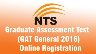 How to Apply for GAT General, Step by Step Urdu Video Tutorial Guide