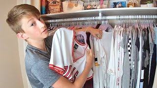 my brother picks my outfits for a week