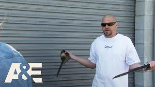 Storage Wars: Back to the Locker: Jarrod & Brandi's Interesting Finds - Part 2 | A&E - Video Youtube
