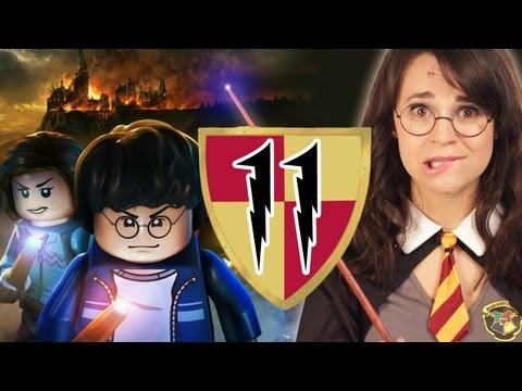 Lets Play Lego Harry Potter Years 5-7 – Part 11