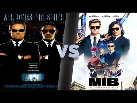 Versus de los Remakes de las películas de MIB