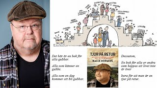 Bokhandlarn Lennart Bergström möter Kalle Moraeus