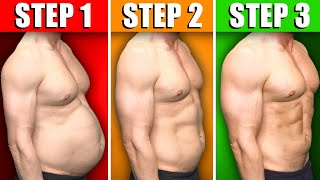 Lose Belly Fat FAST (5 Steps to KICKSTART Your Fat Loss & Metabolism)