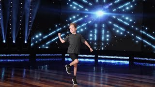 Viral Cruise Ship Kid Dancer Wows Ellen!