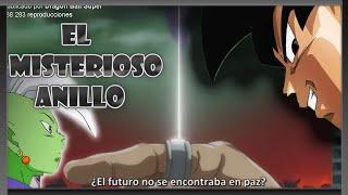 Teoria : El Misterioso Origen del Anillo De Black Goku
