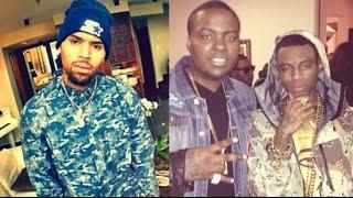Soulja Boy Denies Living in Sean Kingston Mama Basement. Says he Made $1,000,000 off Chris Brown!