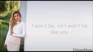 Lia Marie Johnson    DNA (lyrics)