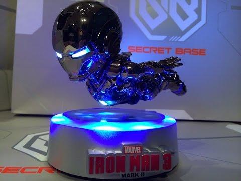 Iron Man Mark Ii Volante Leganerd