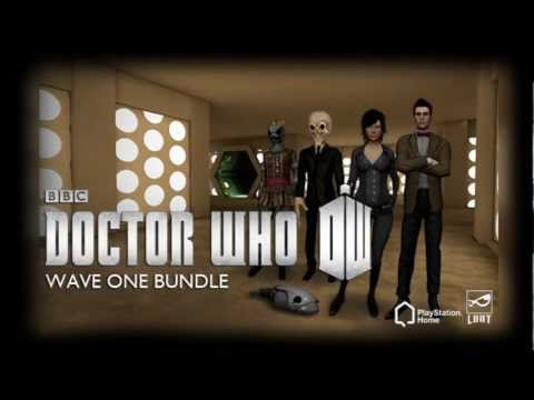 Doctor Who Heads To Playstation Home