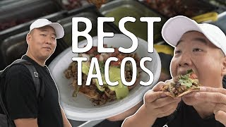 FINDING THE BEST TACO'S IN L.A. (PART 1)