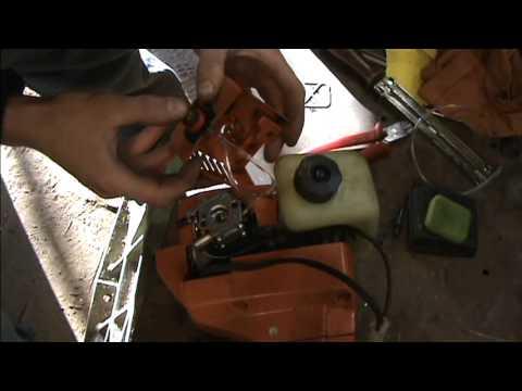 Husqvarna 24c fuel line replacement