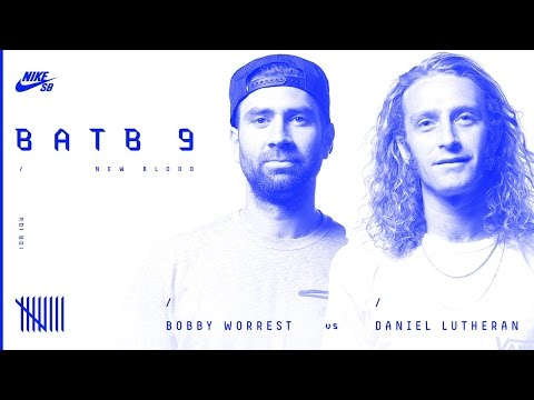 BATB9: Daniel Lutheran vs Bobby Worrest - Round 1