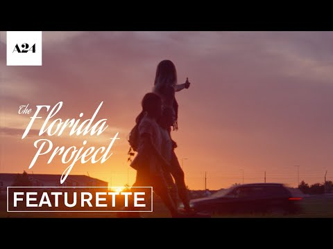 The Florida Project (Featurette 'Story')