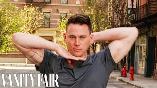 Ченнинг Татум, Channing Tatum Busts 7 Dance Moves in 30 Seconds