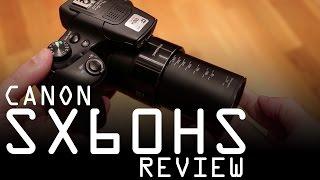 Canon Powershot SX60HS review