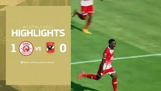 CAF CL | Simba SC 1-0 Al Ahly