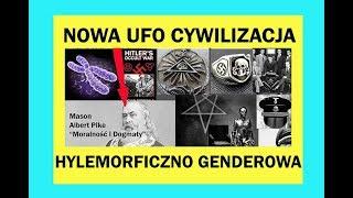Nowa Wspaniała UFO cywilizacja iluminacka – duchowo biblijna analiza globalnych przemian