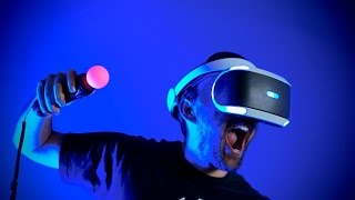 5 PlayStation VR Games You NEED to Play