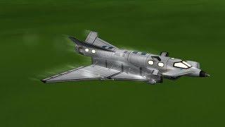 KSP - Fast Topheavy Airliner Design Prototype | Kholo.pk