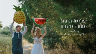 Stelios-Iraklis - Hlektra & Irida | wedding and christening film