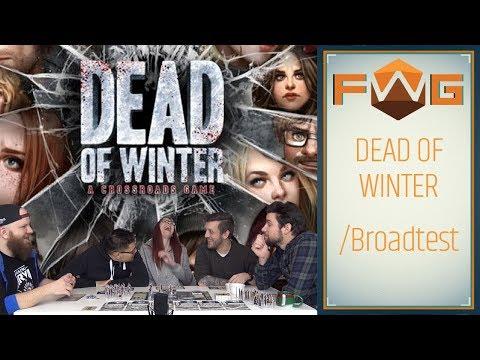 Dead of Winter | Part 4 | Nem lehet mindennek happy end a vége (Broadtest) - Fun With Geeks