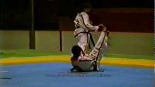 Taekwon-do ITF demo team 1995-96.